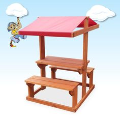 Wonderful Toddler Picnic Table | Do It Yourself Home Projects From Ana White | DIY  For The Kids | Pinterest