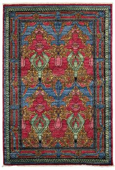 """Bloomingdale's Morris Collection Oriental Rug, 4'1"""" x 6'1"""" on shopstyle.com"""