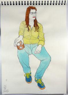 Yazmina Valero. Conservadora & Restauradora de Arte.