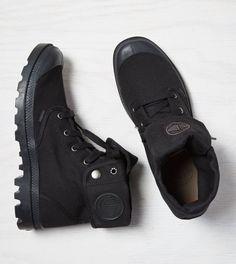 Black Palladium Monochrome Baggy II Boot (size 38)