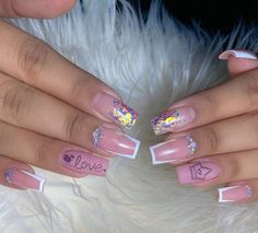 Best Acrylic Nails, Super Nails, Nail Spa, Pretty Makeup, Manicure, Beauty, Perfect Nails, Pretty Nails, Gorgeous Nails