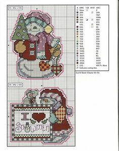 murzilka1019 — «78 xmas ornaments charts 53-54.jpg» на Яндекс.Фотках