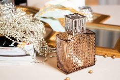 Flask, Amber, Gift Wrapping, Gifts, Nice, Diamond, Accessories, Bedrooms, Home