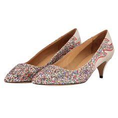 ISABEL MARANT ETOILE - Gumy Glitter Shoes
