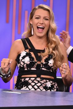 Pin for Later: Watch Blake Lively Try to Cheat Her Way Through a Game of Password With Jimmy Fallon