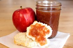 Crockpot Apple Butter-- 3 ingredients!