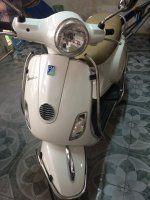 VESPA LX 125c TRẮNG