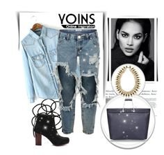 """""""Yoins 10"""" by fashion-addict35 ❤ liked on Polyvore featuring Monki, One Teaspoon, women's clothing, women, female, woman, misses and juniors"""
