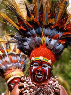 Experience Papua New Guinea—Travel Log—EYOS Expeditions