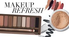 Know when to toss your makeup, clean your brushes, and what essentials to hold on to | more on jenesequa.com