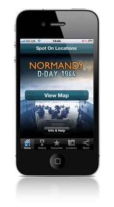 This is the essential app for visiting the Normandy invasion beaches and the many sites of interest further inland. Normandy D-Day 1944 covers 100 locations, including the five invasion beaches, with 500 photographs from Utah Beach to Sword Beach, from the Merville Battery in the east to the Azeville Battery in the west. Visit many of the locations of Easy Company from Band of Brothers, including the new memorial to Major Dick Winters, Brécourt Manor and the memorial to 1st Lt. Thomas Mee