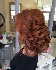100 Wow-Worthy Long Wedding Hairstyles from Elstile | Hi Miss Puff - Part 29