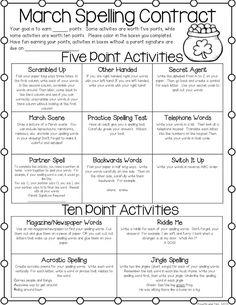 Fourth and Ten: My Fourth Grade Homework Routine | Classroom Ideas ...