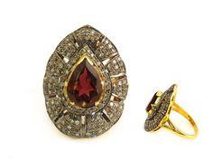 Wedding rings- 6.70g 0.82ct Nizam Diamond Jewelry Ring 411-47