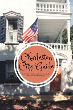 Charleston, the #1 city in the world voted by Travel and Leisure, year after year. Check out all the hot spots of Charleston by clicking link in photo.