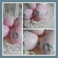 Styroxmuna, strukturipastaa, johon on lisätty akryliväriä Eggs, Food, Essen, Egg, Meals, Yemek, Egg As Food, Eten