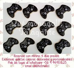 PS Cookies, PlayStation