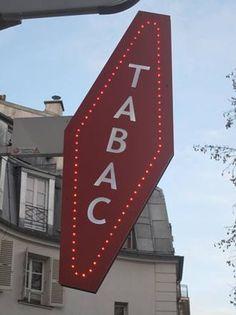 Tabac #parijsopmaat