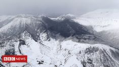 Avalanche kills one in Japan ski resort after volcanic eruption - BBC News