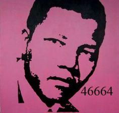 Mandela 46664 Nelson Mandela, Prisoner, Don't Forget, Father, Portraits, War, My Favorite Things, People, Reading