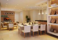 salão gourmet festas - Pesquisa Google