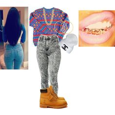 I'm Trxll Baby , Get With It ., created by iammissweezybieber143 on Polyvore