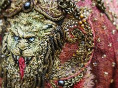 Costume Embroidery & Illustration by Michele Carragher for Film & TV - About