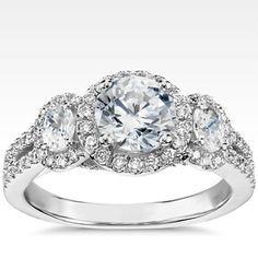 Monique Lhuillier - Designer Engagement Rings | Blue Nile