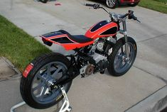 street tracker motorcycles | Posted on Tuesday, February 19, 2008 - 03:23 pm: