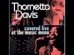 Thornetta Davis Damn Your Eyes - YouTube