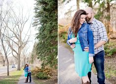 JENI & NICK: ENGAGEMENT by Ottawa wedding photographer and writer Genevieve Georget. I love it when you meet people and you can just tell that they are a good match. Ottawa, Duster Coat, Writer, Engagement, People, Blog, Wedding, Fashion, Casamento