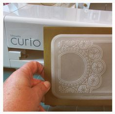 Silhouette curio getting started tutorial