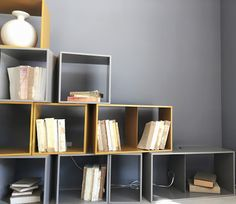 Google+ Bookcase, Shelves, Google, Furniture, Home Decor, Shelving, Decoration Home, Room Decor, Bookcases