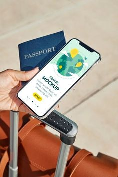 Download this Close up hand holding passport and smartphone Free Psd, and discover more than 11 Million Professional Stock Photos on Freepik. #freepik #psd #travel #trip #mockup