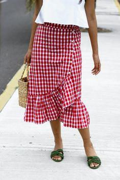 88fa72f38 Las 2177 mejores imágenes de faldas de tela en 2019 | Vestidos ...