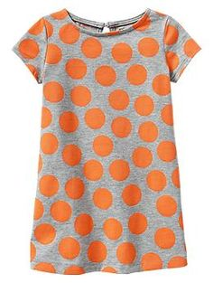 T-shirt dress - Moms and tots are obsessed! Durable mix-and-match knits designed especially for comfort, ease, and fun.