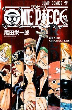 LIGA HQ - COMIC SHOP One Piece Vermelho Databook #1 - One Piece - Mangá PARA OS NOSSOS HERÓIS NÃO HÁ DISTÂNCIA!!!
