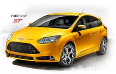 Win a 2013 Ford Focus ST contest. Restrictions: 18+, USA  Expires: July 1, 2012