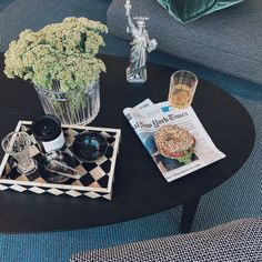 Thanksliving with the Rolf Benz Coffee Tables.