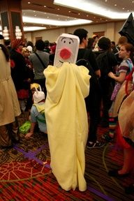 most EPIC Halloween costume EVER OH THE FEELS! My childhood right there!