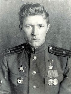 Ivan Sidorenko was a Soviet sniper credited with about 500 kills