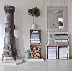 Mias Interieur / New Room Interior / interiørkonsulentvirksomhet Maria Rasmussen