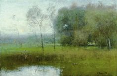 George Inness, My favorite Painter of all time!