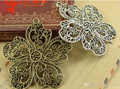 A4252 53*56MM Zinc Alloy Antique Bronze Vintage Handmade Metal Accessories Handmade DIY Jewelry Material Korea Silver Flower Charms Jewelry Bracelet Antique Silver Charms Bronze Copper Metal Vintage Pendants Bulk Alloy Tibetan Jewelry Making Beads Online with $12.58/Piece on Luckystreet's Store | DHgate.com