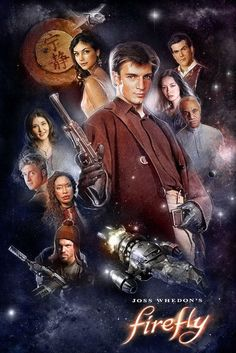 Firefly - Variant - Paul Shipper sold by Movie Poster Empire. Shop more products from Movie Poster Empire on Storenvy, the home of independent small businesses all over the world. Firefly Tv Series, Firefly Art, Firefly Serenity, Sci Fi Tv Shows, Sci Fi Movies, Fun Movies, Cultura Pop, Movies, Rpg