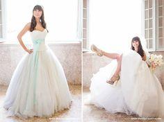 Casamento | Ale + Cleber | Vestida de Noiva | Fernanda Floret | Blog de casamentos cheios de amor de todo o Brasil