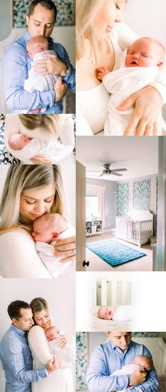 An emerald green and light pink feminine nursery combined with the most loving family made for a special in-home lifestyle newborn session in Wake Forest, NC. Morgan Williams, Books For Moms, Wake Forest, Lifestyle Newborn Photography, Newborn Session, Newborn Photographer, Baby Pictures, Emerald Green, Feminine
