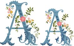 ** Novelty Font - Letter A Another ongoing Novelty Font from Ageless embroidery. Embroidery Alphabet, Embroidery Monogram, Embroidery Fonts, Hand Embroidery, Learn Embroidery, Brother Embroidery Machine, Sewing Machine Embroidery, Free Machine Embroidery Designs, Mandala