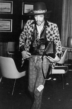 "retro2go: "" Jimi Hendrix '68 """