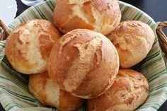 Glutenfreie Frühstücksbrötchen